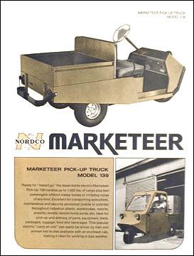 79Marketeer marketeer westinghouse nordskog history vintage golf cart