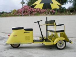 Cushman History - Vintage Golf Cart Parts Inc. on cushman three wheel bike, melex three wheel golf cart, toro three wheel golf cart, cushman 3 wheel utility cart, cushman three wheel truck, 3 wheel ezgo golf cart,