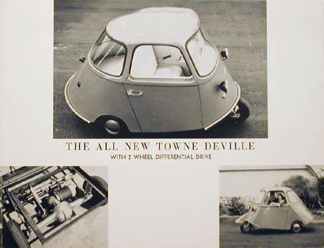 Marketeer_Towne_Deville marketeer westinghouse nordskog history vintage golf cart