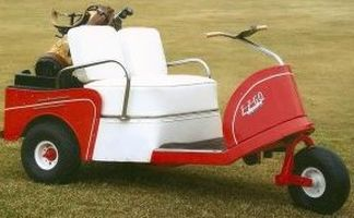E-Z-GO - Legend - Western - Vintage Golf Cart Parts Inc. on