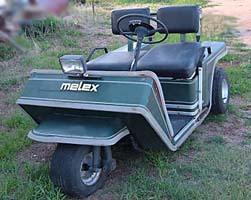 Melex - Vintage Golf Cart Parts Inc.
