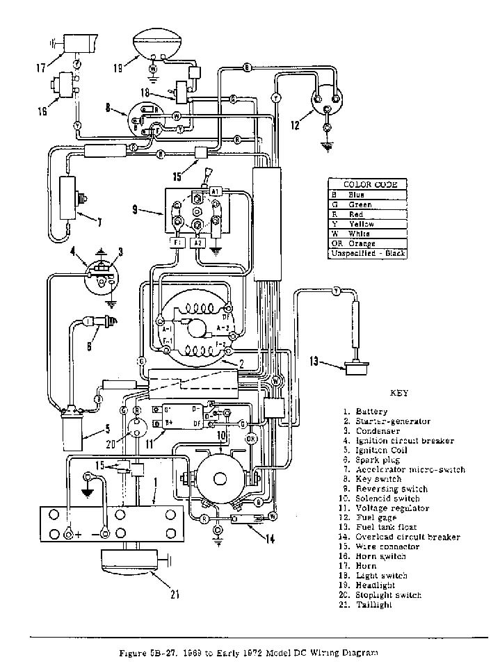 Carburetor Diagram For 1997 Yamaha Vmax 600 further Rv Battery Cutoff Switch moreover 208 likewise Continuous Duty Dual Battery Isolator Solenoid 100 likewise 2004 2007ClubCarGasElectric. on golf cart wiring diagram