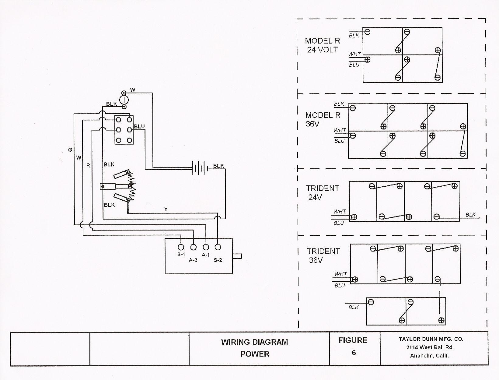 trident02 taylor dunn wiring diagram wiring diagram and schematic design taylor dunn wiring diagram at fashall.co