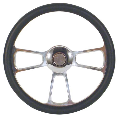 AC11-040 - Custom Steering Wheel, Twin Spoke