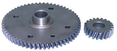 AX22-560 - High Speed Gears, 8:1
