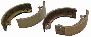 BK22-000 - Brake Shoe Set