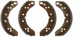 BK44-000 - Brake Shoes, Set of 4