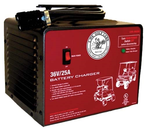 BT22-340 - Battery Charger, 36 Volt, 25 Amp, SB50