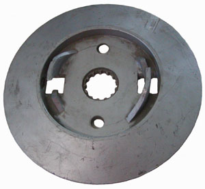 CL11-143 - Stationary Flange, Secondary Clutch, NLA