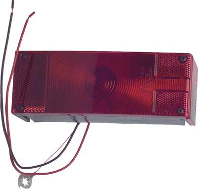 LT33-240 - Tail, Stop & Signal Light Assy, right