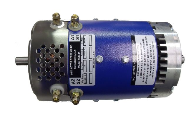 Mt11 250 3 hp high performance dual shaft motor for Electric motor shaft repair