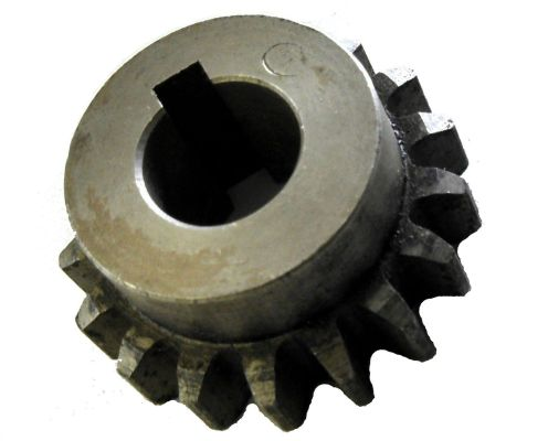 "MT55-180 - Motor Sprocket, 15 Tooth, 3/4"" bore"