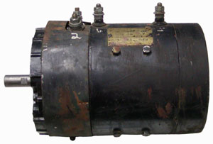 MT66-000U, NLA - Motor, 10 Spline (Used)