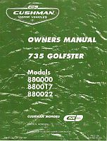 PU33-020 - Service Manual, Gas, '63-'64