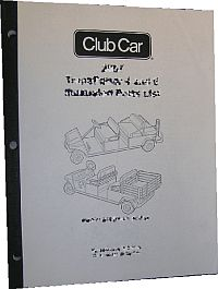 PU44-140 - Service Manual, Gas, '84-'85