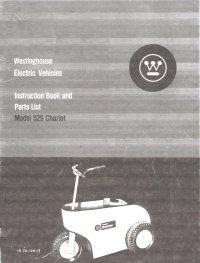 pu55 100 parts instruction manual 529 vintage golf. Black Bedroom Furniture Sets. Home Design Ideas