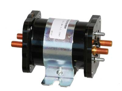 SO66-070 - Solenoid, 6 Terminal, 24 Volt