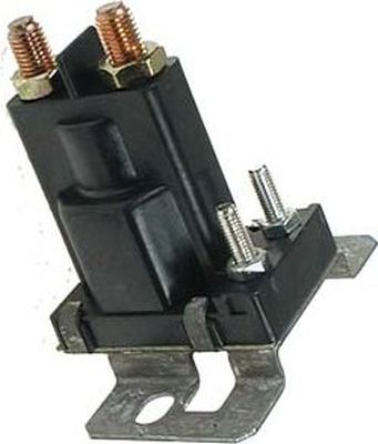 SO11-090 - 12 Volt Solenoid, Silver Contacts
