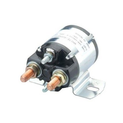 SO22-040 - 36 Volt Solenoid, Silver Contacts