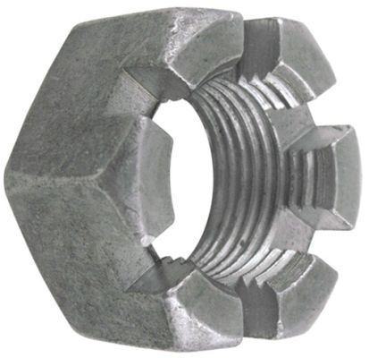 "ST11-870 - Spindle Castle Nut, 1""-14"