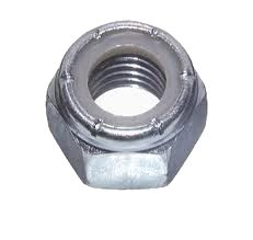 "ST44-451 - Nylock Rod End Nut, 1/2""-20"