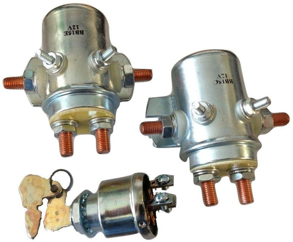 Par car gas key switch wiring diagram omc