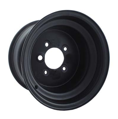 WH22-230 - 5 Lug 10'' Wheel, Black, NLA