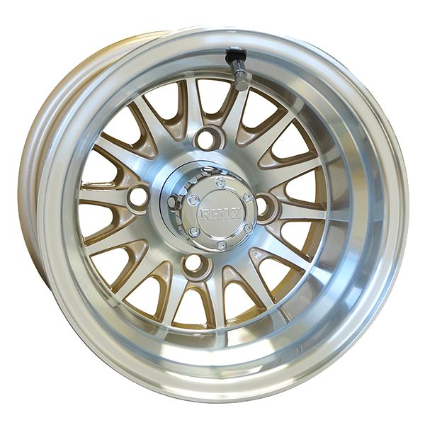WM11-148 - Phoenix Machined Aluminum Wheel, Pearl