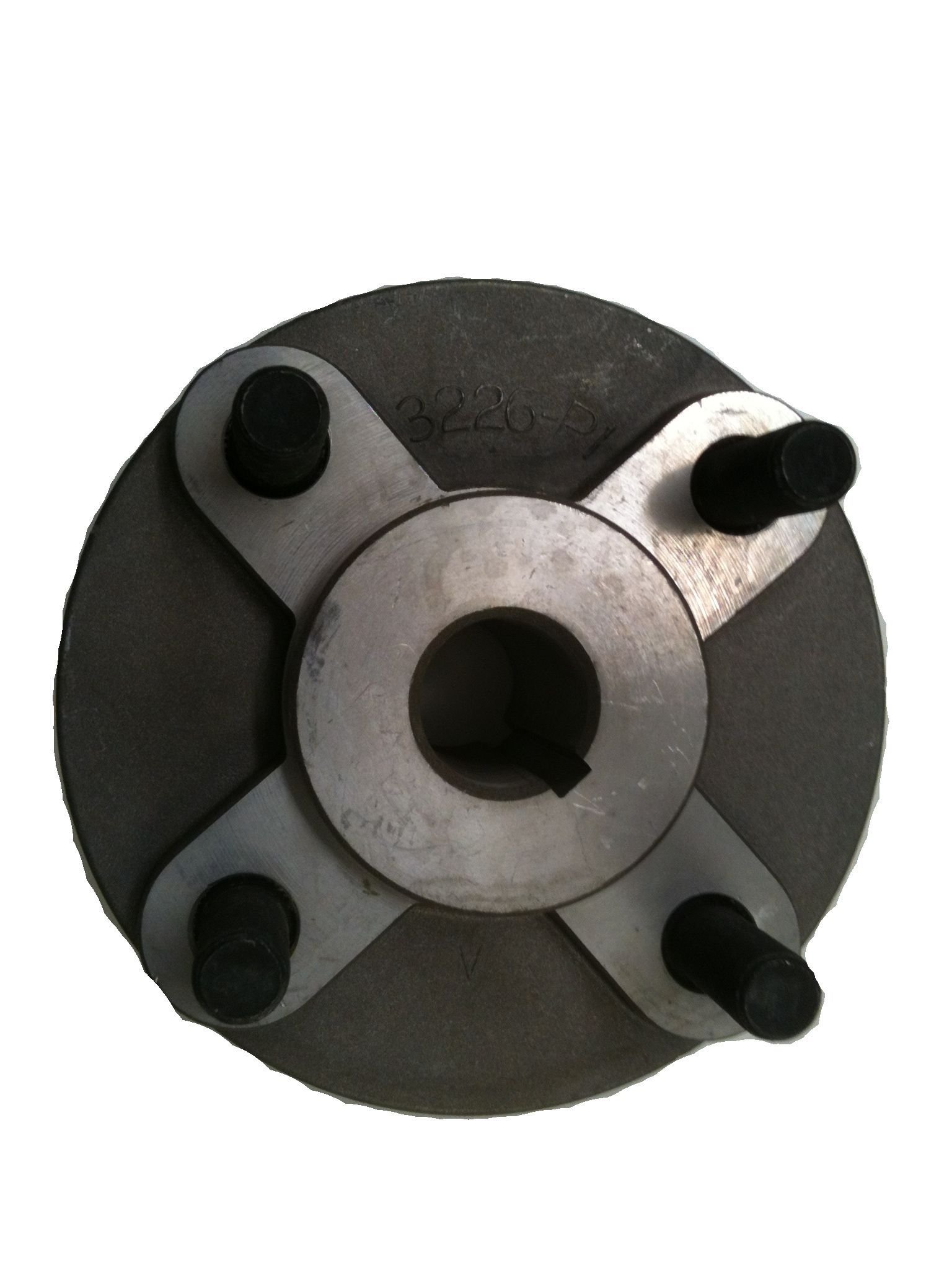 AX11-064 - Aluminum Keyed Rear Hub