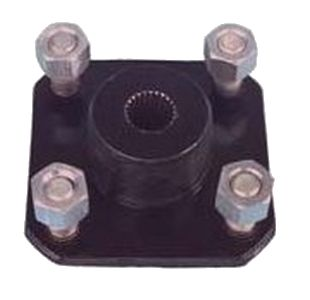 AX11-080 - Rear Wheel Hub, Splined