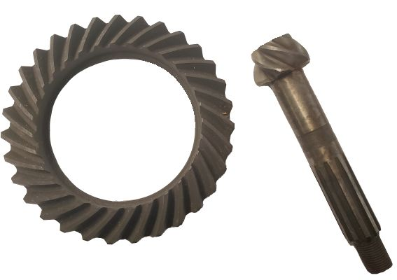 AX33-350U - Ring and Pinion Gears, Used