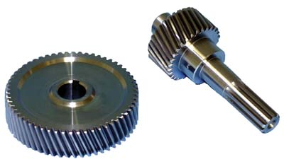 AX44-150 - High Speed Gears, 8:1, G&E Kawasaki Diff