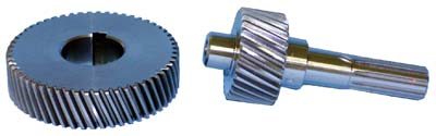 AX44-210 - High Speed Gears, 8:1, Graziano 2 piece gears