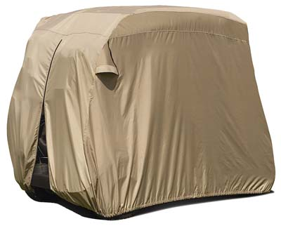BD10-140 - All Weather Cover, Six Passenger