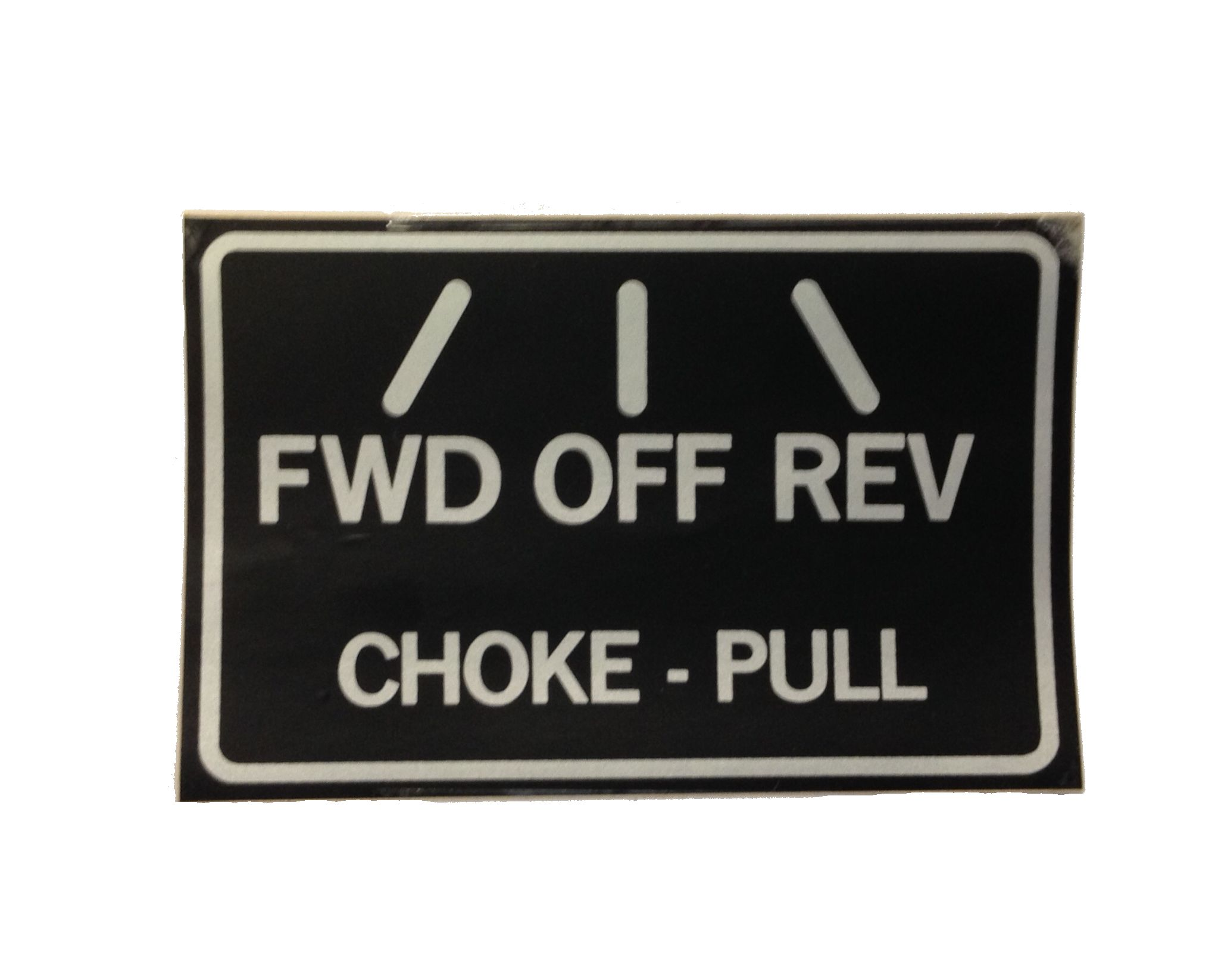 BD11-713 - F&R Decal