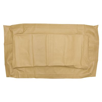 BD22-230 - Seat Bottom Cover, Tan