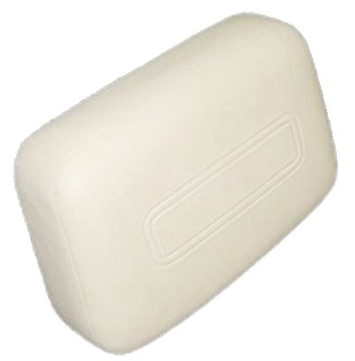 BD44-021 - Seat Back Cushion, White