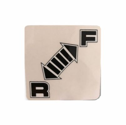 BD99-190 - F&R Decal
