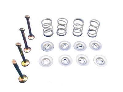 BK44-002 - Brake Shoe Hold Down Kit