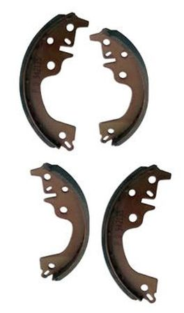 BK44-005 - Brake Shoes, Set of 4