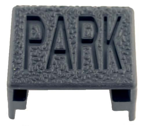 BK44-470 - Hill Brake Pedal Pad