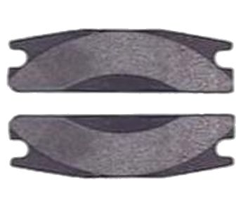 BK55-020 - Disc Brake Pads, Set of 2
