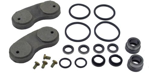 BK55-291 - Brake Caliper Repair Kit, Kidney Shaped Pads