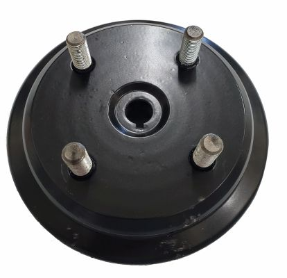 BK66-100 - Tapered Hub Rear Brake Drum