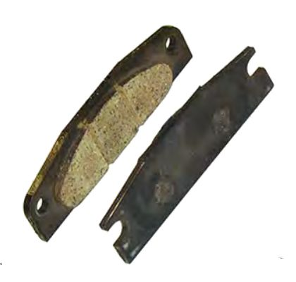 BK88-043 - Brake Pad Set