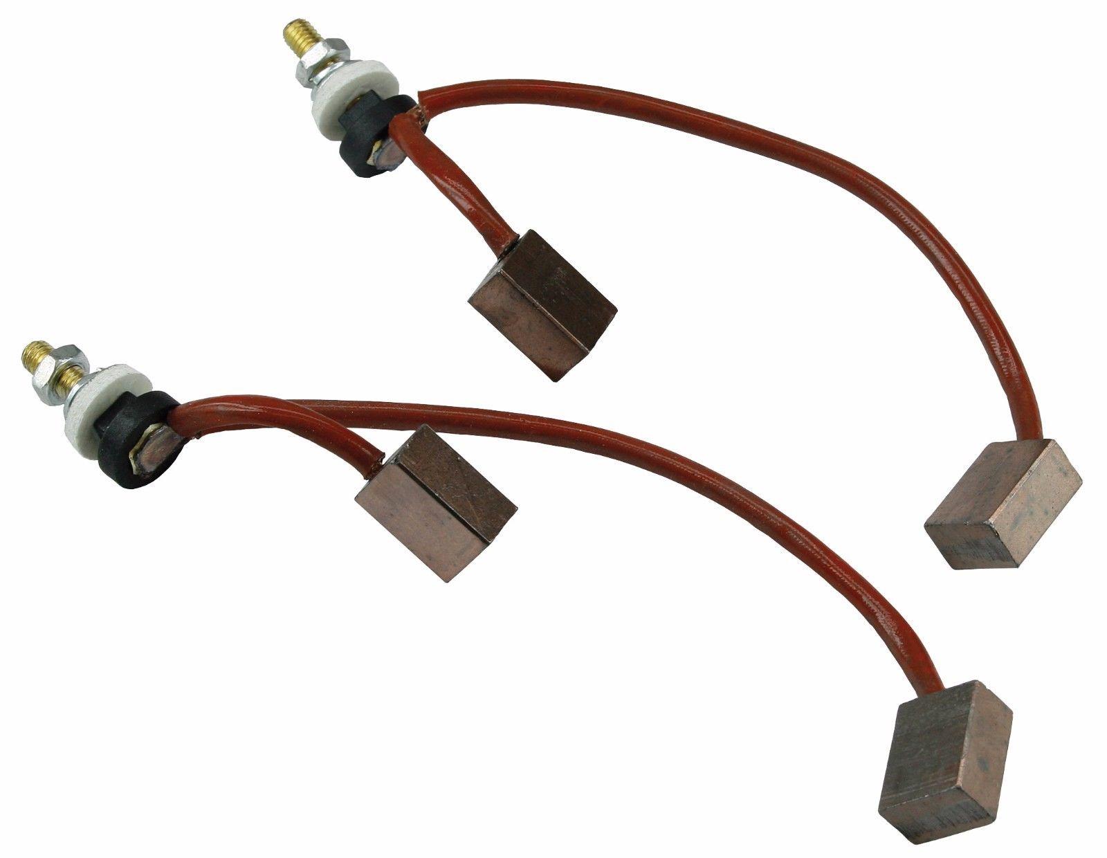 Electrical Starter Generator Vintage Golf Cart Parts Inc 1970 S Ez Go 2 Stroke Wiring Diagram Br44 000 Brush Set Advanced Str Gen
