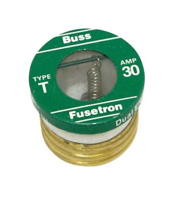 BT11-126 - Fuse, 30 Amp T, Narrow Thread