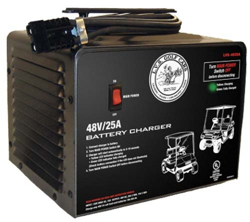 BT22-350 - Battery Charger, 48 Volt, 25 Amp