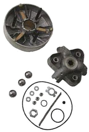 CL11-288 - Primary Clutch Kit (9 Spline)