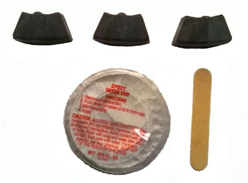 CL11-493 - Ramp Shoe Kit, '92-'95